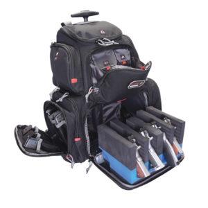 Rolling Handgunner Range Backpacks