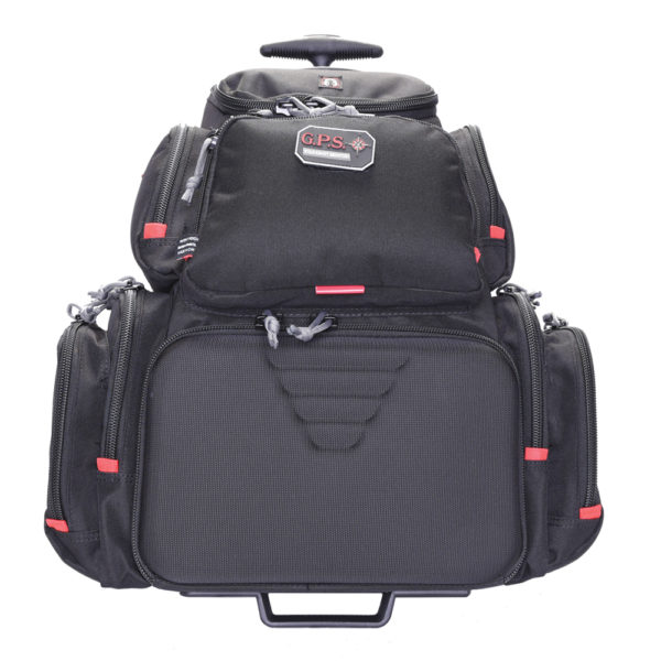 Rolling Handgunner Range Backpacks