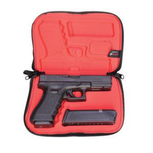 Custom Molded Pistol Case