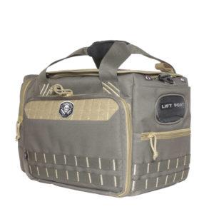 M/l Range Bag W/foam Cradle