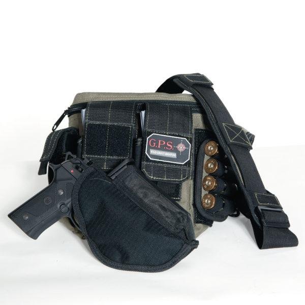 Rapid Deployment Sling Pack W/handgun Holster