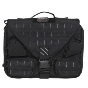 Tactical Briefcase Fold Over Design