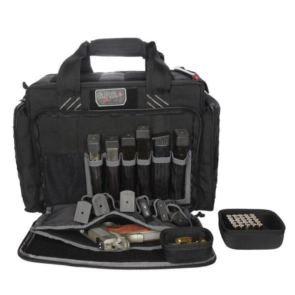 Tactical Range Bag W/internal Foam Cradle