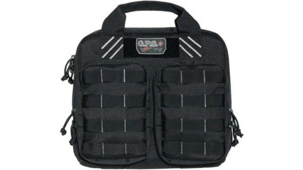 Tactical Double + 2 Pistol Cases