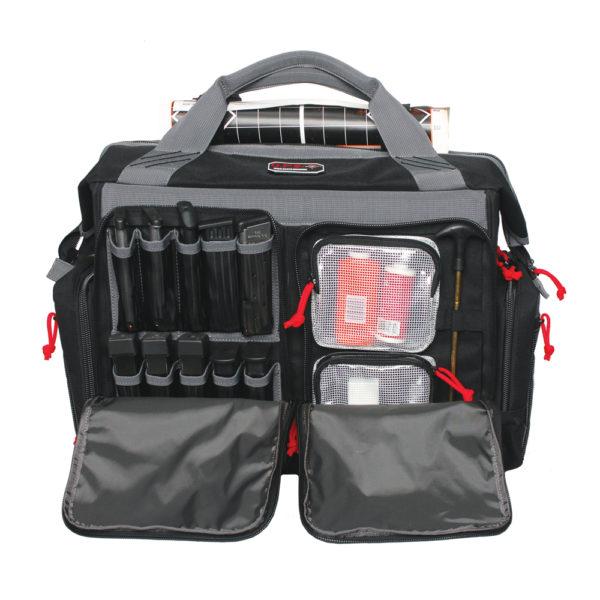 Rolling Range Bag W/ Telescoping Handle